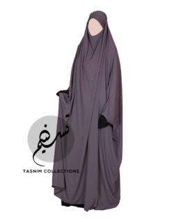 "One Piece Jilbab ""Fatimah"" - Tasnim Collections"