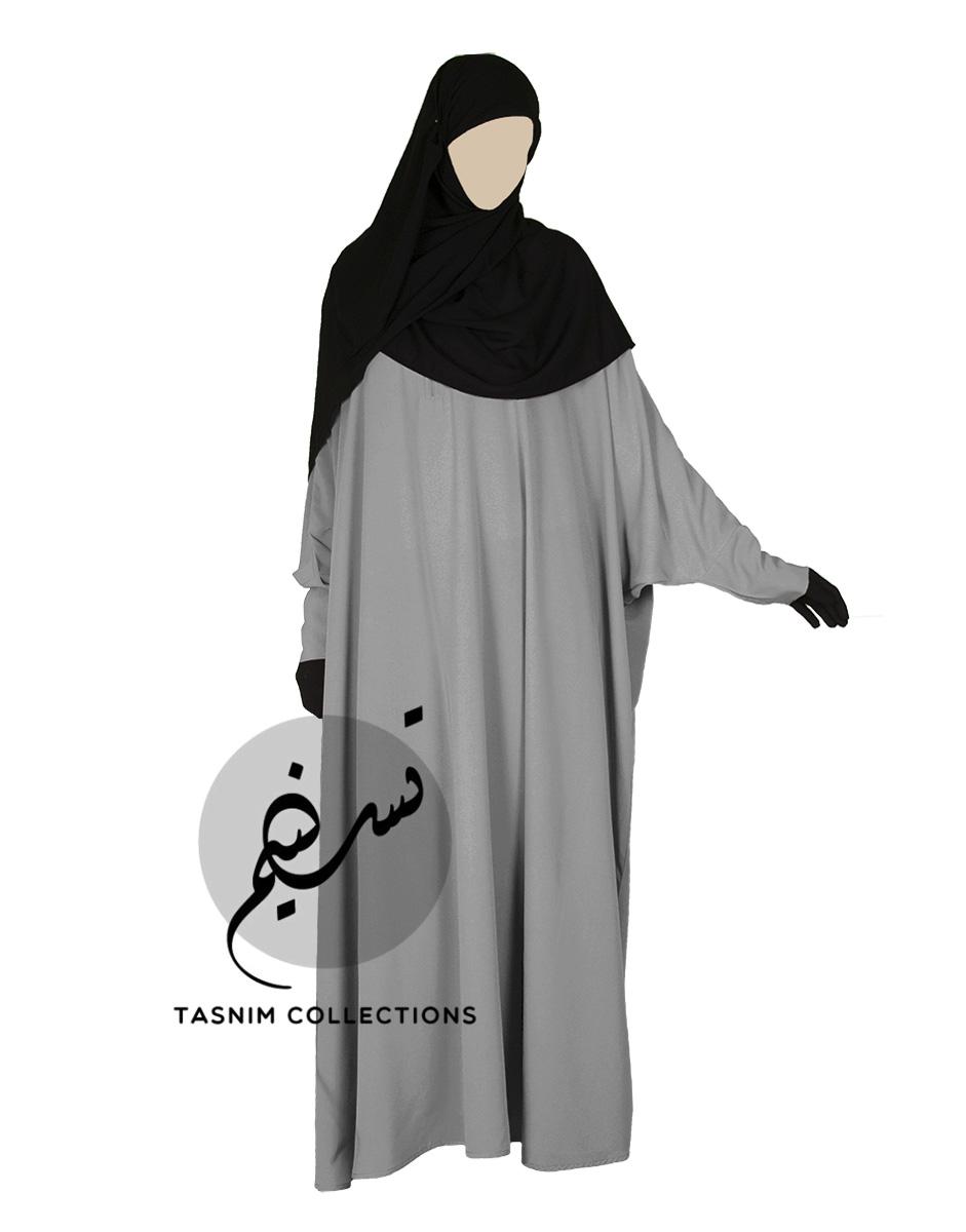 "Batwing Abaya ""Maryam"" - Tasnim Collections"