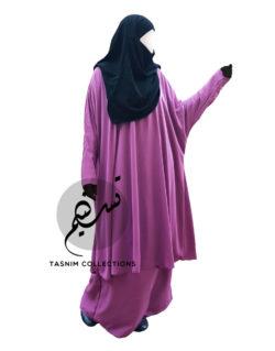 "Two Piece Abaya ""Maryam"" - Tasnim Collections"