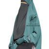 "Two Piece Jilbab ""Asiya"" Dark Teal - Tasnim Collections"
