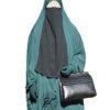"""Elastic Lithaam Half Niqab """"Aaliyah"""" - Tasnim Collections"""