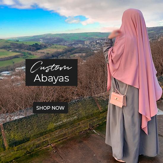 Custom Abaya's