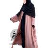 "Open Kimono Abaya ""Imane"" - Tasnim Collections"