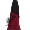 """Two Layer Chiffon Khimar """"Amirah"""" Extra Large - Tasnim Collections"""